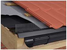 Roof Eave Vent Amp Size Unit Roofing Products